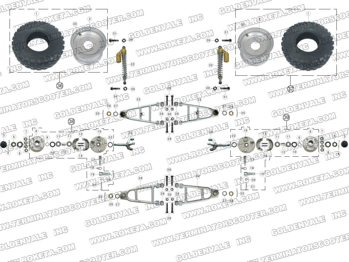 3050c loncin atv wiring diagram