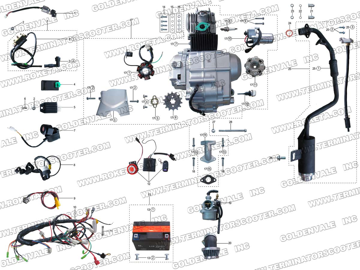 similiar tao tao 125cc wiring diagram keywords tao tao 125cc wiring diagram nilza net