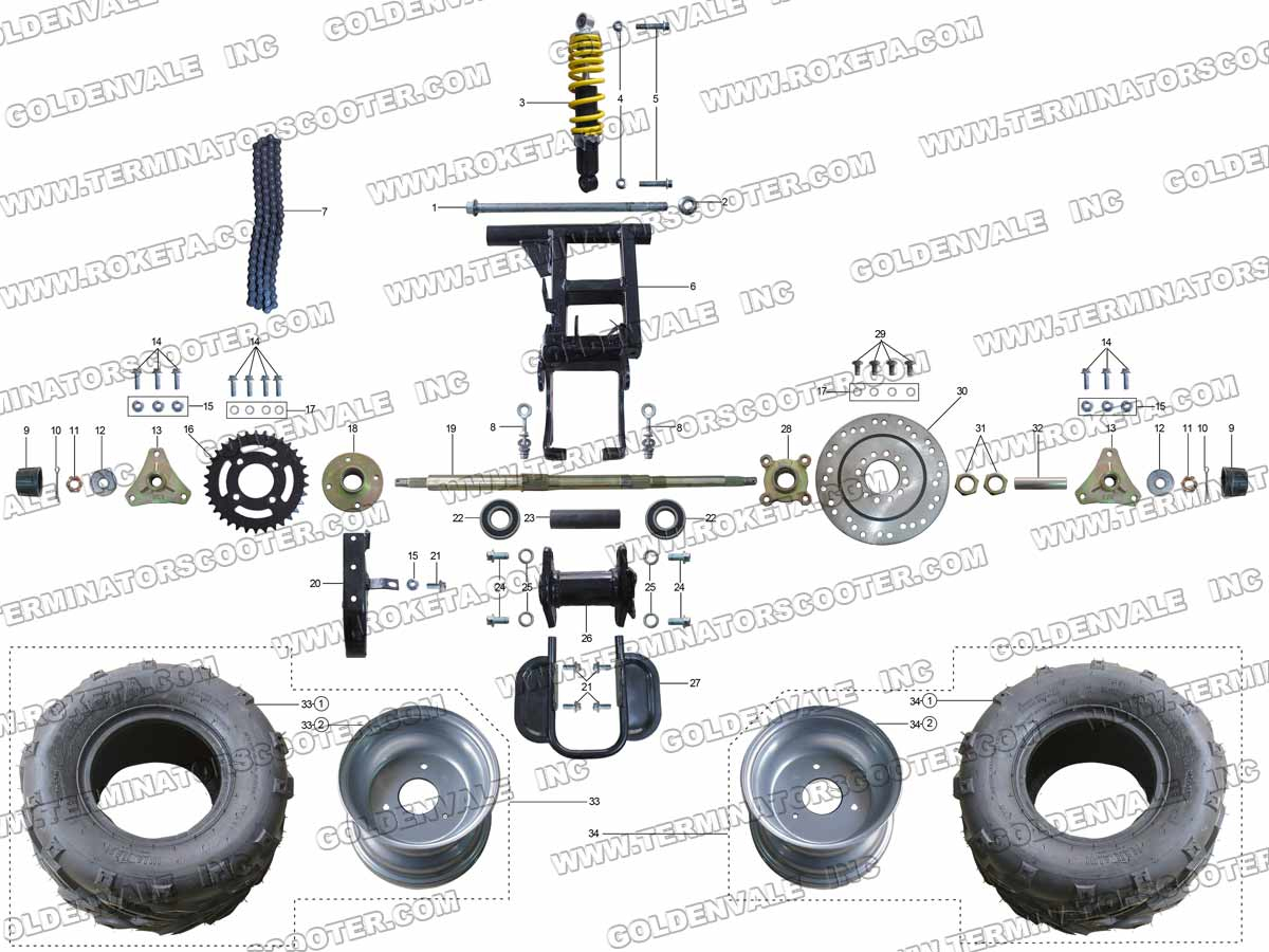 atv 26R 06 roketa atv 26r rear wheel assembly parts roketa atv parts diagram at webbmarketing.co