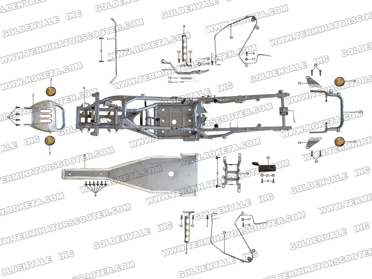 Sixty Atv Parts Online Coupons Eton Wiring Diagram Polaris Sportsman 4x4 Atvs 60 Used In Stock For