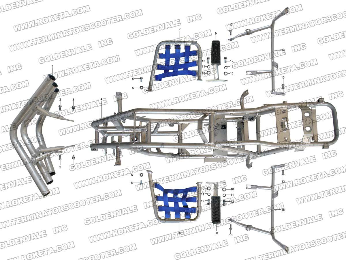 Roketa Atv Wiring Diagram - Facbooik.com