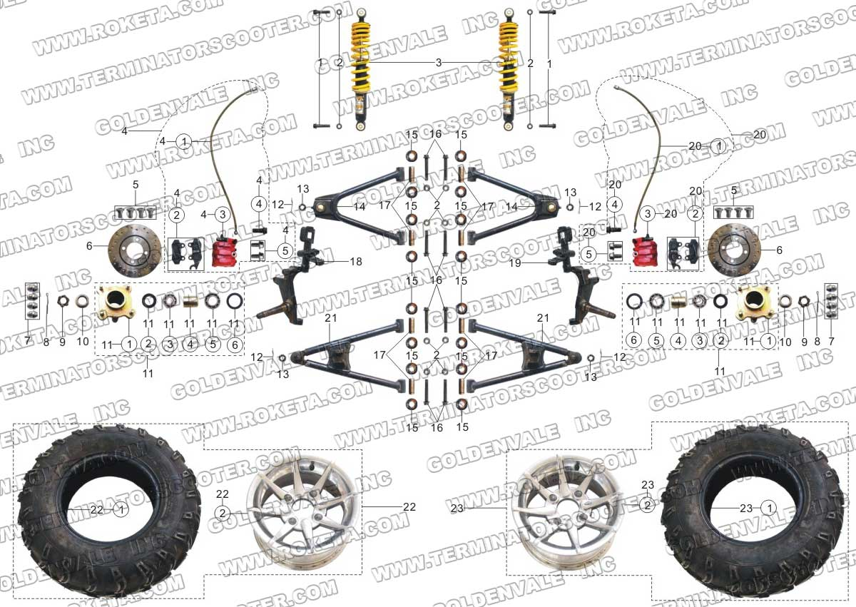 Product support as well 50cc Atv Engine Diagram also Product support likewise Gy6 150 Wiring Diagram also 110cc Atv Parts Diagram. on roketa clutch diagram
