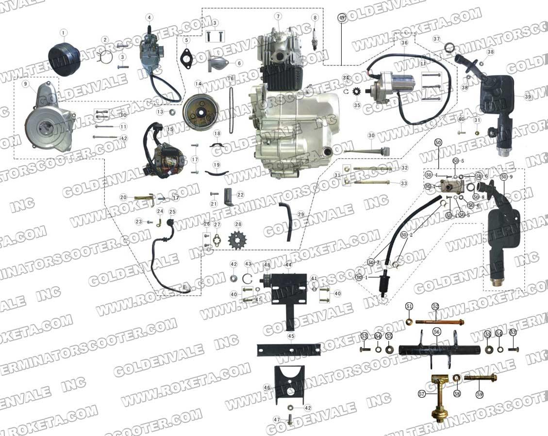 roketa 250 cc wiring diagrams roketa 150 wiring diagram roketa wiring  diagram roketa 250cc cdi wiring