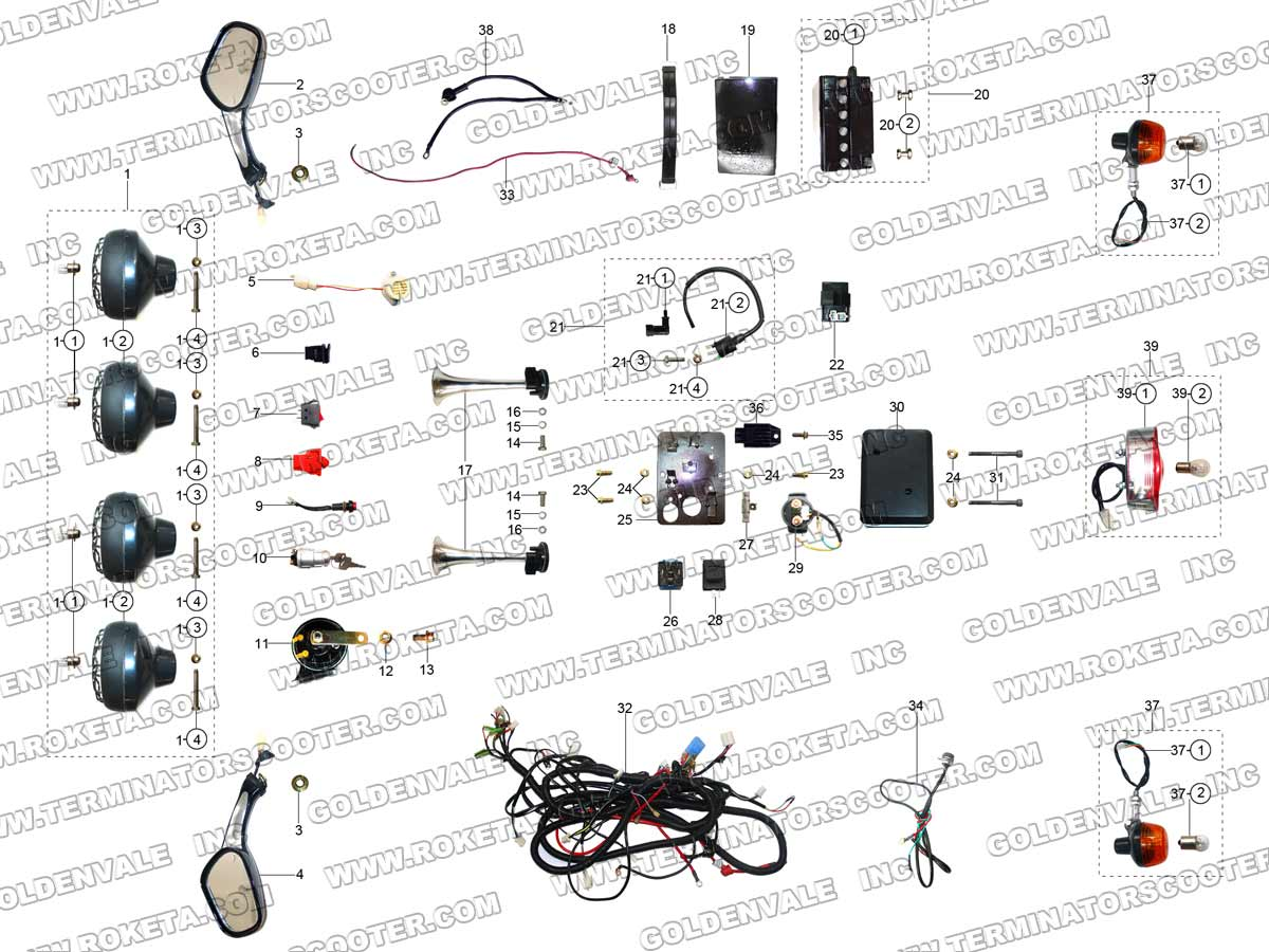 Freelander Wiring Diagram Roslonek together with 1992 Suzuki 250 Quad Wiring furthermore T10257816 Klf 300 no spark together with Mikuni Bsr33 Exploded View together with Harley Davidson Cv Carburetor Diagram. on king quad wiring diagram