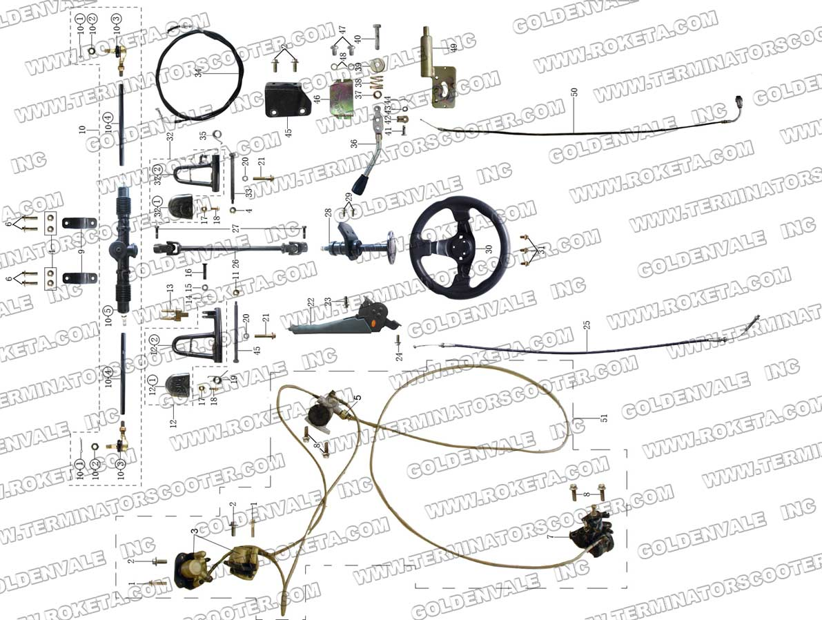 wiring diagram for roketa go kart engine  diagram  wiring diagram images