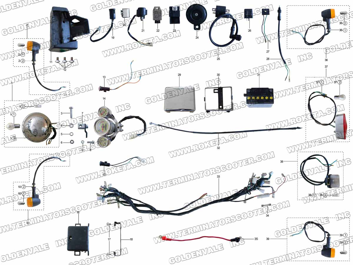 Electrical Wiring Parts Names Solutions Fuse Box Car Diagram