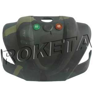 PART 09: ATV-02 HANDLE BAR COVER