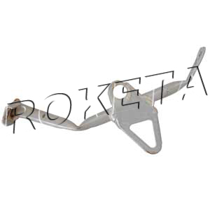 PART 13: ATV-03-110 RIGHT REAR FENDER BRACKET
