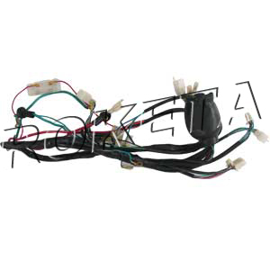 PART 03: ATV-03 WIRE HARNESS