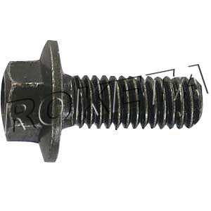 PART 08: ATV-03 HEX FLANGE BOLT M6x16