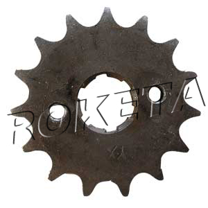 PART 38: ATV-04-200 FRONT SPROCKET