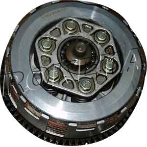 PART 63: ATV-04-200 CLUTCH
