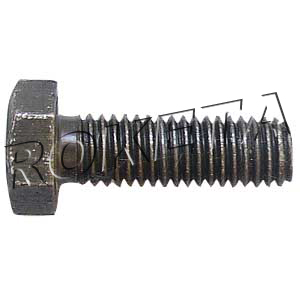 PART 09: ATV-04 HEX BOLT M8x25