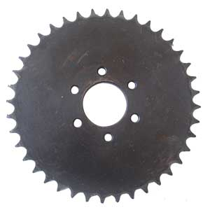 PART 11: ATV-04-250 REAR SPROCKET 428/40