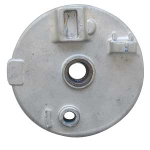 PART 15: ATV-04-250 LEFT FRONT BRAKE HUB COVER