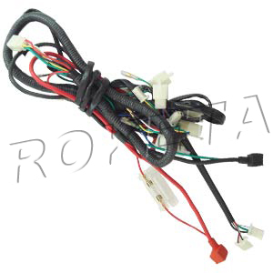 PART 09: ATV-04WC-200 WIRING HARNESS