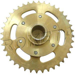 PART 21: ATV-04WC-200 REAR SPROCKET 530/40