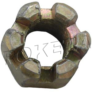 PART 10: ATV-04WC HEX CONCAVE NUT M12x1.25