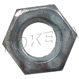 PART 20-12: ATV-04WC HEX NUT M6