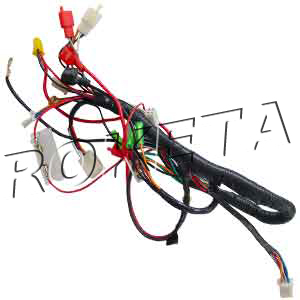 PART 10: ATV-08L WIRING HARNESS