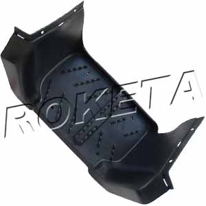 PART 01-4: ATV-08L LEFT FOOTREST