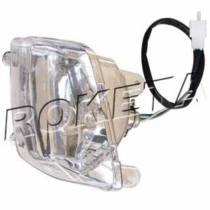 PART 05-2: ATV-08L RIGHT HEADLIGHT