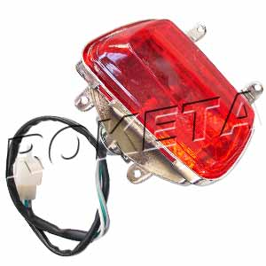 PART 15-1: ATV-08L RIGHT TAIL LIGHT