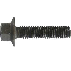 PART 21: ATV-09 HEX BOLT M6x25