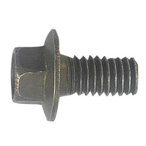 PART 34: ATV-09 HEX FLANGE BOLT M6x12