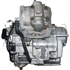 PART 19-5: ATV-10 ENGINE, 250CC
