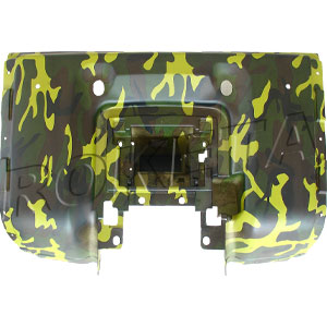 PART 02-15: ATV-10 REAR FENDER