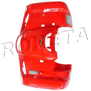 PART 01-5: ATV-11 FRONT FENDER