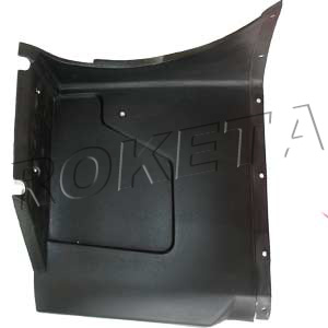 PART 01-13: ATV-11 LEFT REAR FENDER