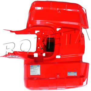 PART 01-14: ATV-11 REAR FENDER