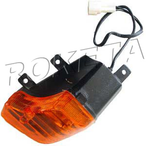 PART 40-1: ATV-11 RIGHT REAR TURN SIGNAL