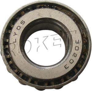 PART 01-10: ATV-11 TAPER BEARING, REAR SWING ARM