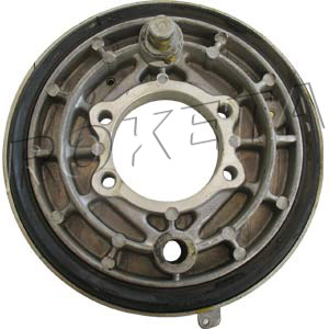 PART 01-34: ATV-11 REAR BRAKE HUB COVER