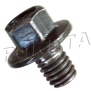 PART 13: ATV-11 HEX FLANGE BOLT M6x8
