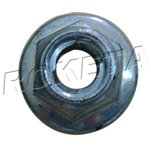 PART 07: ATV-15C HEX FLANGE NUT M6