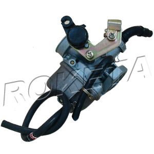 PART 13: ATV-15C CARBURETOR