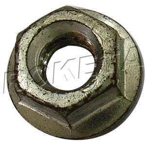 PART 20: ATV-15C HEX FLANGE NUT M6