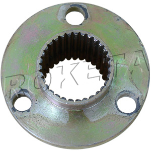 PART 27: ATV-15C REAR BRAKE DISC BRACKET