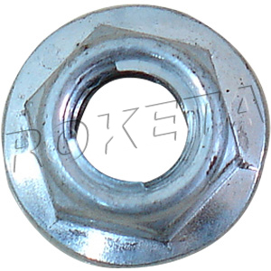 PART 17: ATV-15C HEX FLANGE NUT M8