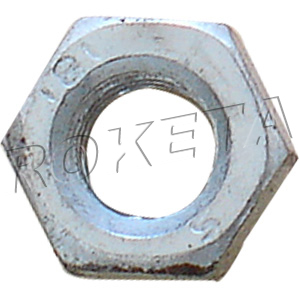 PART 27: ATV-15C HEX NUT M6