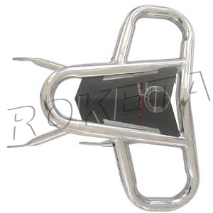 PART 02: ATV-17W FRONT BUMPER
