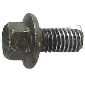 PART 04: ATV-17W HEX FLANGE BOLT M6x12