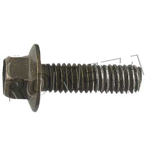 PART 17: ATV-17W HEX FLANGE BOLT M6x20