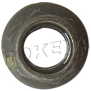 PART 02: ATV-17W LOCK NUT M10