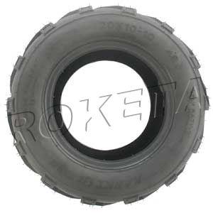 PART 18: ATV-17W REAR TIRE 20x10-10