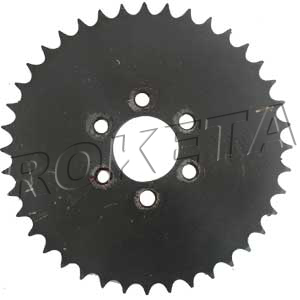 PART 43: ATV-17W REAR SPROCKET 428/40